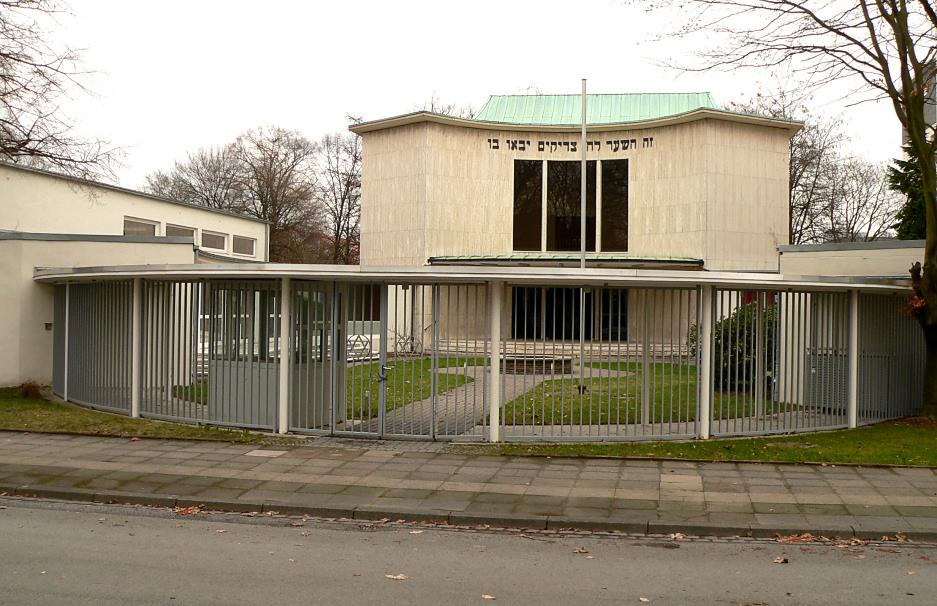 Bild von Hannover: Synagoge im Stadtteil Bult (Hannover)