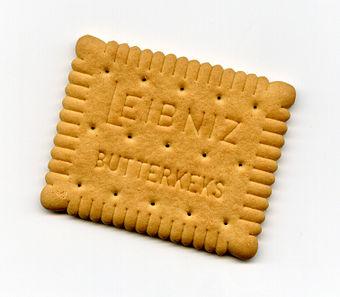 Bild von Hannover: Leibniz-Keks von Bahlsen