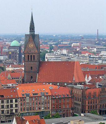 Bild von Hannover: Marktkirche