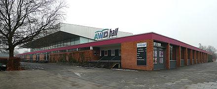 Bild von Hannover: AWD Hall