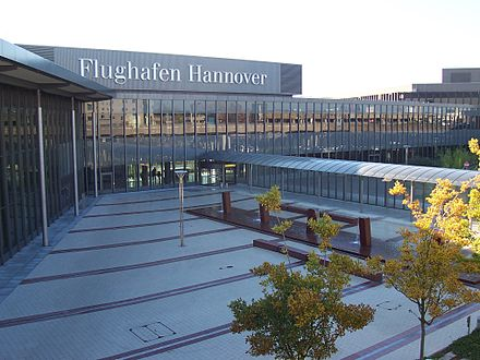 Bild von Hannover: Flughafen Hannover-Langenhagen