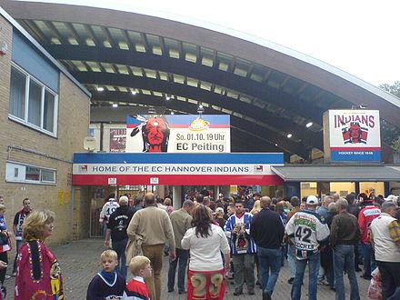 Bild von Hannover: Eisstadion am Pferdeturm