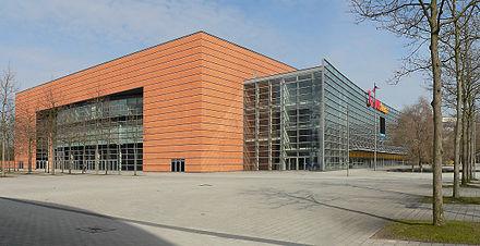 Bild von Hannover: TUI Arena