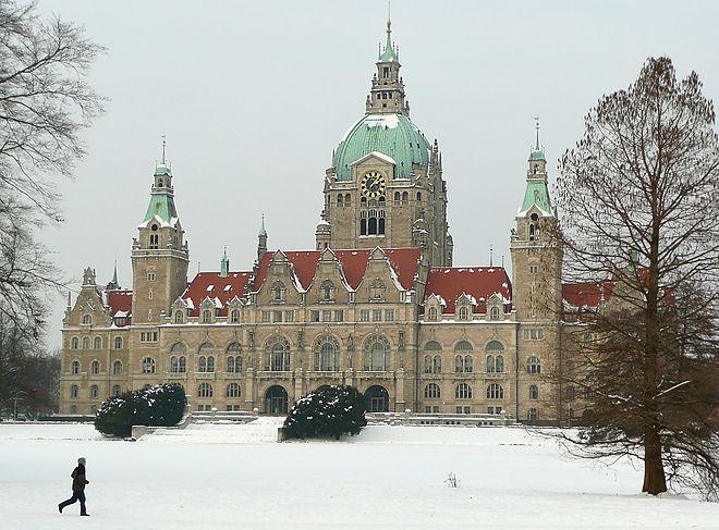 Bild von Hannover: Neues Rathaus