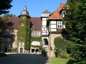 Bild von Lauenau: Schloss Schwedesdorf in Lauenau