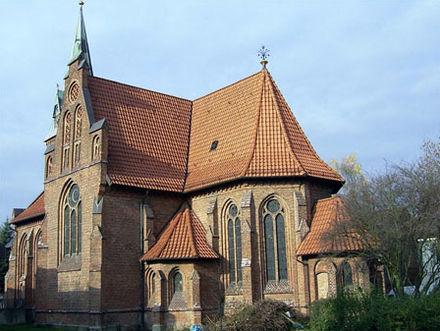 Bild von Lauenau: St.-Lukas-Kirche