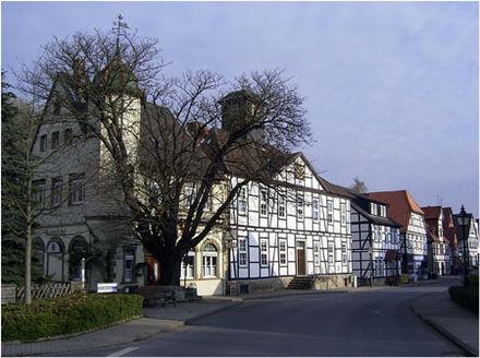 Bild von Lauenau: Ortsbild Lauenau