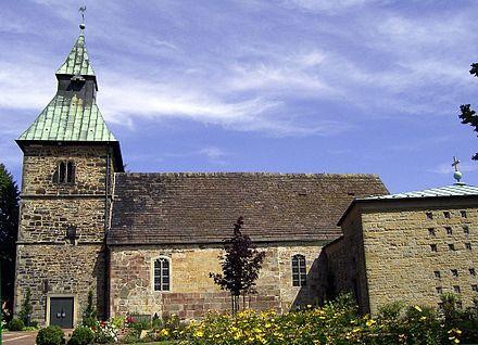 Bild von Lindhorst: St.-Dionysius-Kirche