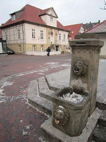 Bild von Neustadt am Rübenberge: Altes Rathaus