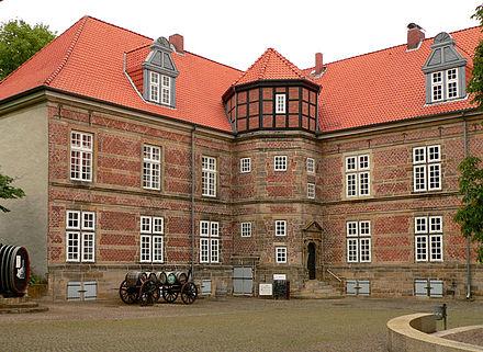 Bild von Neustadt am Rübenberge: Schloss Landestrost