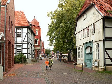 Bild von Neustadt am Rübenberge: Fußgängerzone