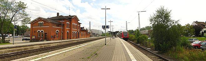 Bild von Neustadt am Rübenberge: Bahnhof Neustadt am Rübenberge