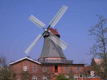 Bild von Osterholz-Scharmbeck: Holländermühle von Rönn