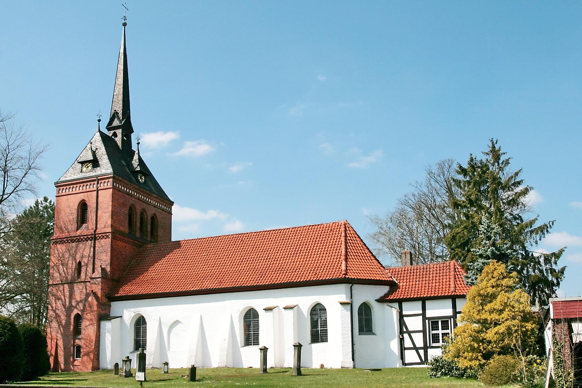 Bild von Wedemark: St. Georgskirche in Mellendorf