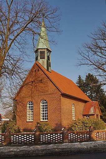 Bild von Wedemark: Johanniskapelle in Abbensen