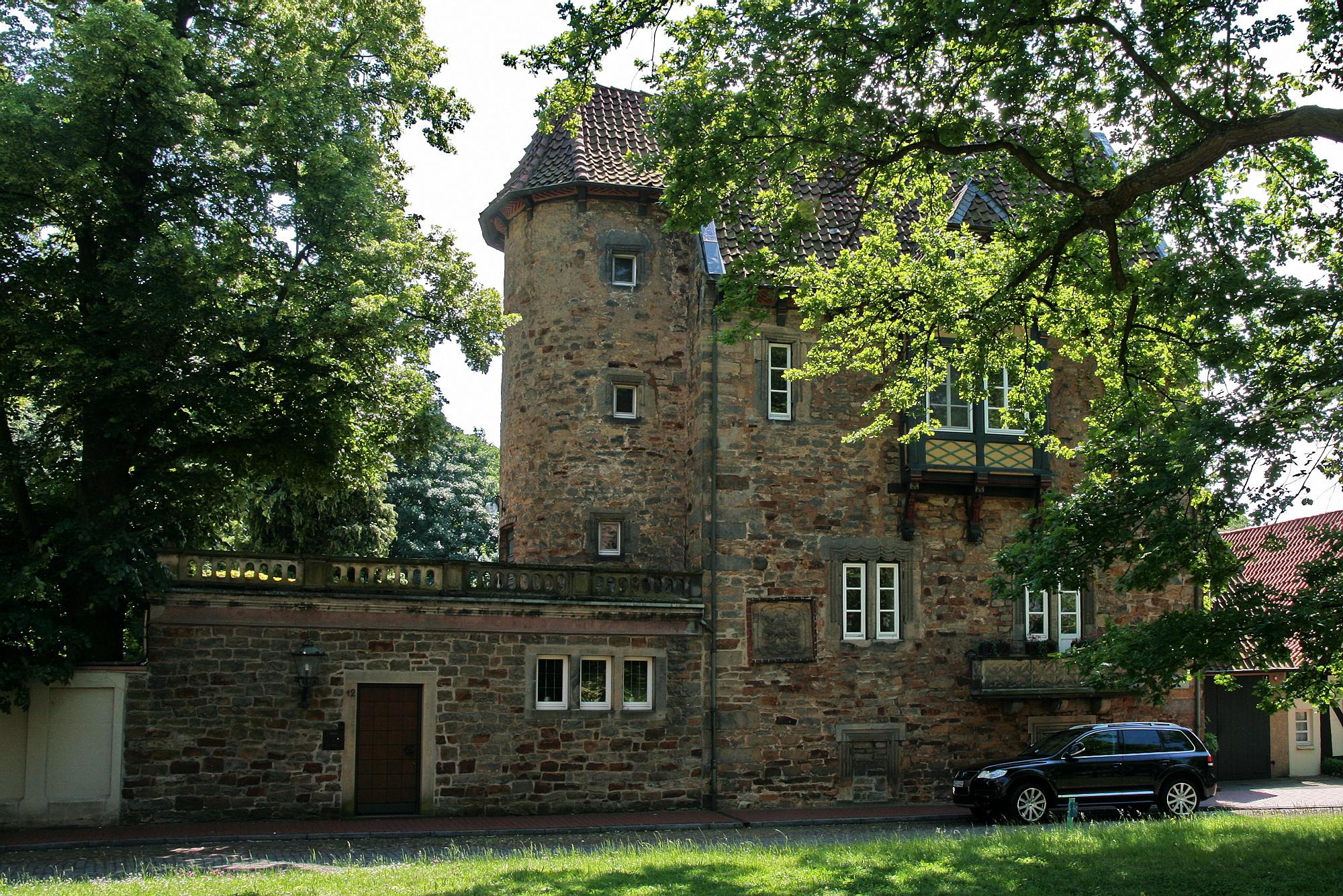 Bild von Wunstorf: Hollesches Haus von 1569