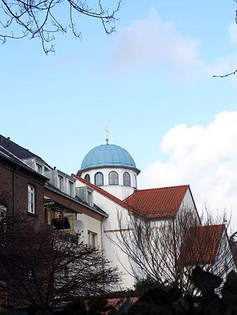 Bild von Brühl (Rheinland): Griechisch-orthodoxe Kirche 'Johannes der Täufer'