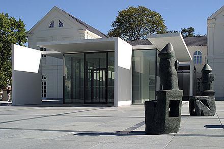 Bild von Brühl (Rheinland): Max-Ernst-Museum Brühl