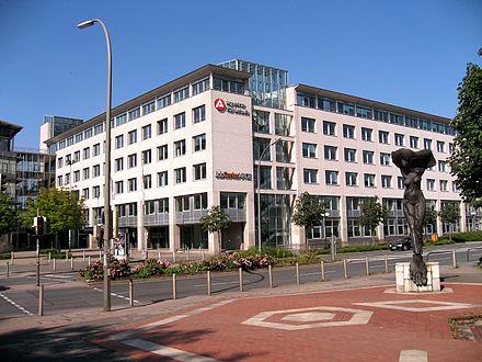 Bild von Dortmund: Großinstitution Agentur für Arbeit Dortmund