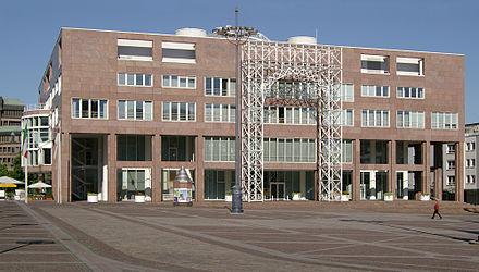 Bild von Dortmund: Dortmunder Rathaus