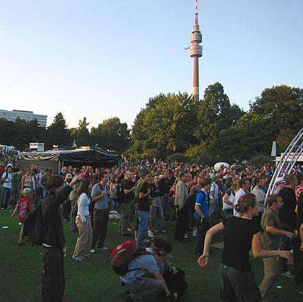 Bild von Dortmund: Juicy Beats 2005 im Westfalenpark Dortmund