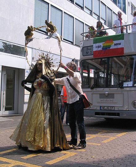 Bild von Düsseldorf: Christopher Street Day im Juni 2011