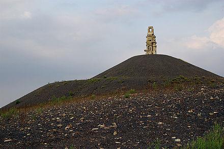 Bild von Gelsenkirchen: Himmelstreppe auf der Halde Rheinelbe