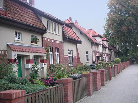 Bild von Gelsenkirchen: Eine Zechensiedlung