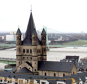 Bild von Köln: Groß St.Martin