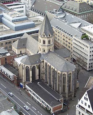 Bild von Köln: St.Andreas