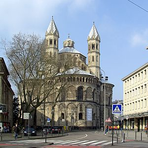 Bild von Köln: St.Aposteln