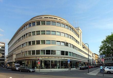 Bild von Köln: Das Dischhaus