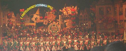 Bild von Köln: Karnevalssitzung am 22. Februar 2006 im Gürzenich