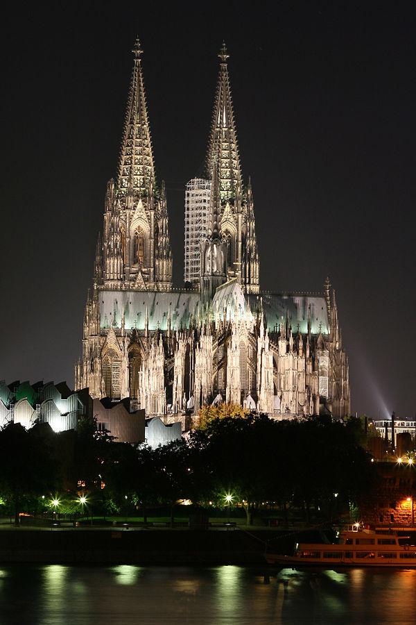 Bild von Köln: Das Wahrzeichen Kölns: der Kölner Dom