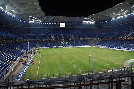 Bild von Hamburg: Imtech Arena