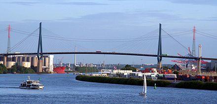 Bild von Hamburg: Köhlbrandbrücke