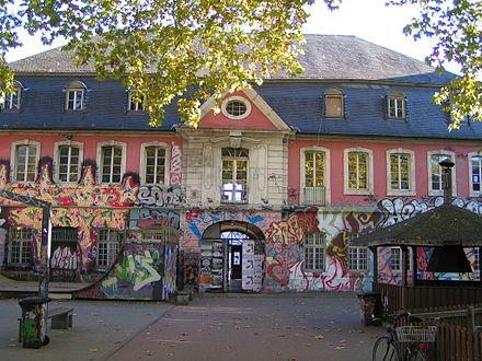 Bild von Trier: Das Exzellenzhaus in Trier-Nord