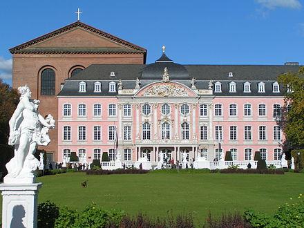 Bild von Trier: Konstantinbasilika und Kurfürstliches Palais