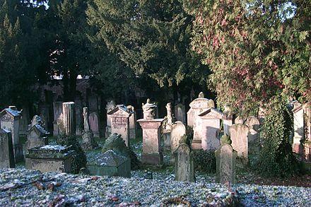 Bild von Trier: Alter Jüdischer Friedhof