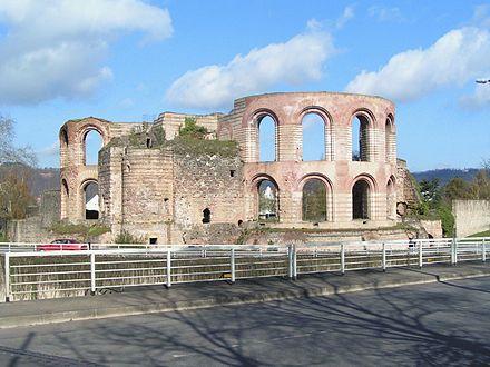 Bild von Trier: Kaiserthermen