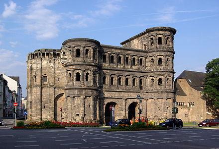 Bild von Trier: Porta Nigra