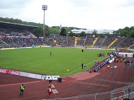 Bild von Saarbrücken: Ludwigsparkstadion