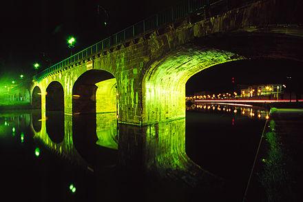 Bild von Saarbrücken: Alte Brücke