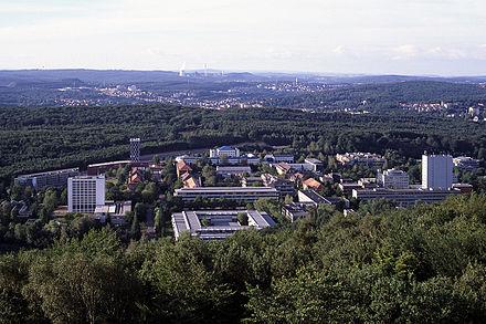 Bild von Saarbrücken: Universität des Saarlandes