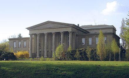Bild von Chemnitz: Kulturpalast am Pelzmühlenteich