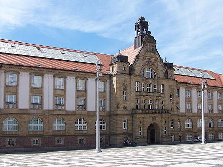 Bild von Chemnitz: König-Albert-Museum, Sitz der Kunstsammlungen Chemnitz