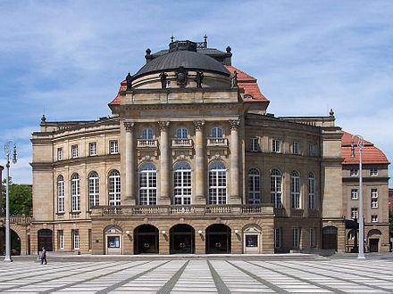 Bild von Chemnitz: Opernhaus