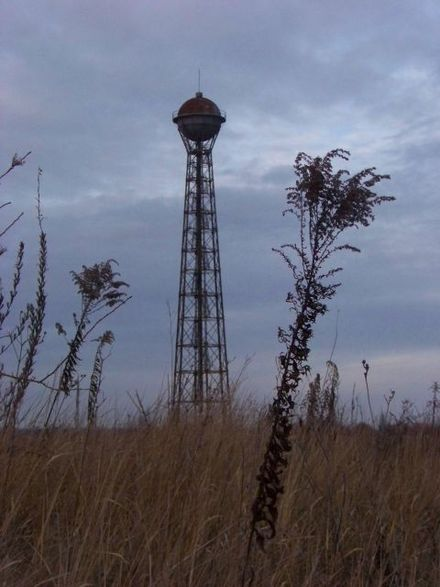 Bild von Deutzen: Technisches Denkmal Wasserkugel