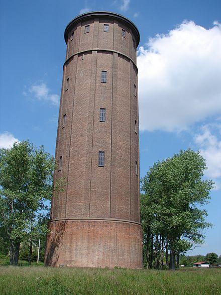 Bild von Deutzen: Wasserturm in Deutzen