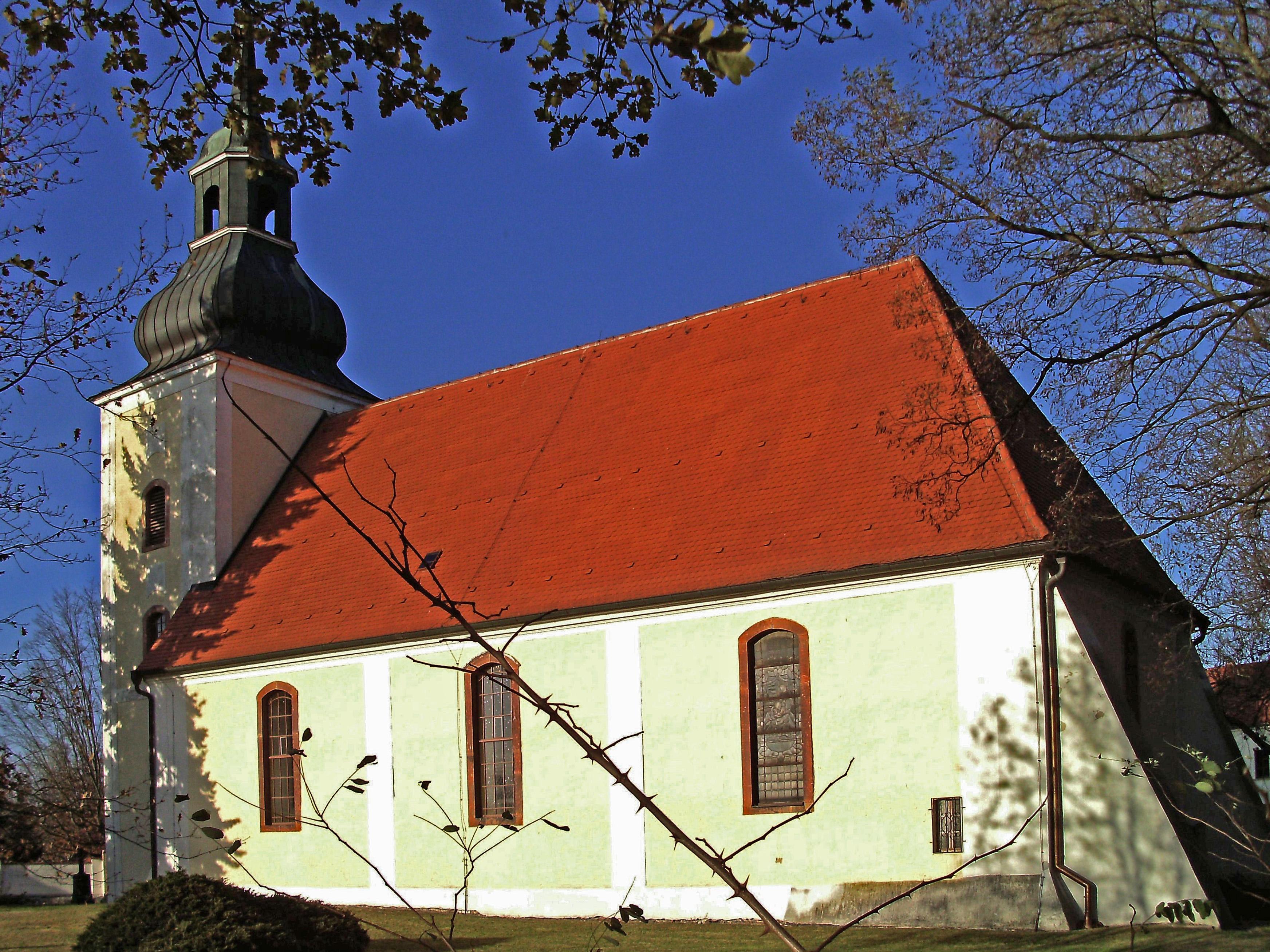 Bild von Großpösna: Kirche in Seifertshain